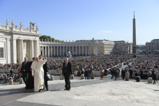 Pope Francis General Audience: Apostolic Journey to Georgia and Azerbaijan