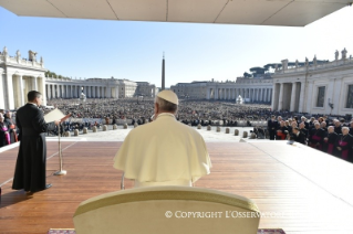 Pope Francis Jubilee Audience: Mercy and dialogue