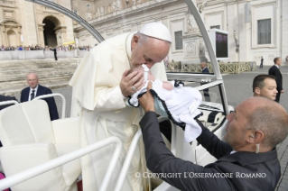 Pope Francis General Audience: Merciful like the Father