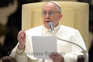 Pope Francis General Audience: Mercy blots out sin at the root